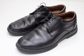 Allen Edmonds 12 B Black Oxfords - $98.00