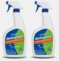 2 CONCROBIUM 32oz Mold Control Trigger Spray Siamons 025/326 Kills Preve... - $38.54