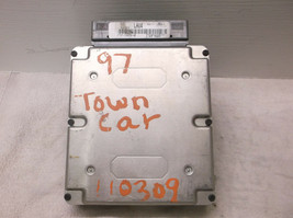 1997..97 Lincoln Town CAR/ Engine Control MODULE/COMPUTER..ECU..ECM..PCM - $42.08