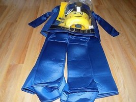 Boy's Size Small 4-6 Lego Police Officer Deluxe Halloween Costume Tunic ... - $50.00
