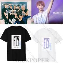 Kpop GOT7 Tops [FLIGHT LOG:TURBULENCE] Unisex T-shirt Tee Bambam Youngja... - $12.07