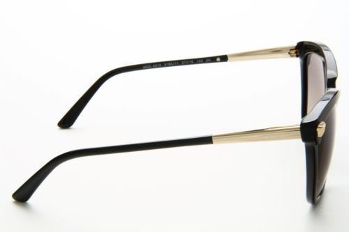 25aaba75b5de1 Versace MOD. 4313 5180 11 Havana Black Frame Sunglasses Medusa Head 57mm -  75