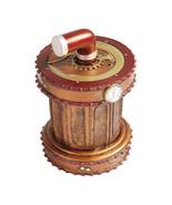 PTC 7 Inch Steampunk Themed Pressure Valve Jewelry/Trinket Box Figurine - $24.74