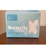 Butterfly By Attends L/XL Pads Liners Patch for Bowel Leaks 28 Count Men... - $17.81