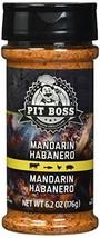 PIT BOSS 50605 Mandarin Habanero Rub Spices and Rubs - £19.12 GBP