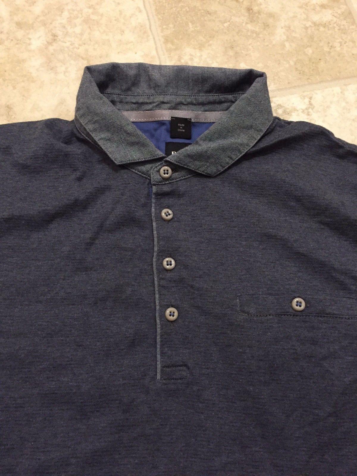 a71f7aa2 S l1600. S l1600. Previous. Hugo Boss Mens Short Sleeve Polo Shirt Cotton  International Size Medium
