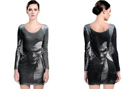 Batman Arkham Origins - Joker Long Sleeve Bodycon Dress - $28.99+