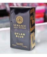 Versace Pour Homme Dylan Blue Men 3.4 fl.oz / 100 ml eau de toilette spray - $58.98