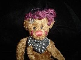 """Ganz Cottage Collectible Bear By Lorraine Chien 1999 8"""" - $124.69"""
