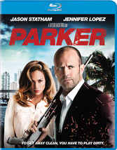 Parker (Blu-Ray/Ultraviolet/Dol Dig 5.1/Ws 2.40/Eng/Us/Latin Ameri/Span)