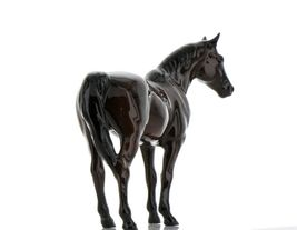 Hagen Renaker Miniature Horse Thoroughbred Race Citation Ceramic Figurine Boxed image 6