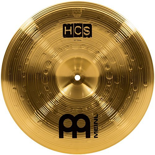 meinl 14 china cymbal hcs traditional finish brass for drum set made in germ cymbals. Black Bedroom Furniture Sets. Home Design Ideas