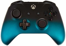 Mineral Blue Shadow Custom Wireless Controller Compatible Xbox One Conso... - $97.72