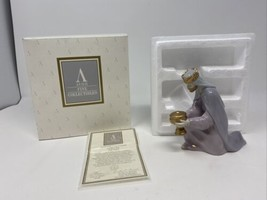 Avon Bethlehem Nativity Collection Porcelain The Magi Balthasar - $21.77