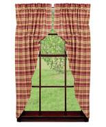 Raspberry Prairie Curtain Set - $59.99