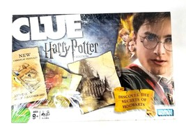Clue Harry Potter Edition Family Board Game Parker Brothers Hasbro 2008 ... - $46.71