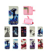 Magnet Set Auger Leather Flip Stand Cover Case Shell for iPhone 5 5S 6 7... - $8.99