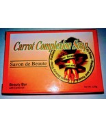 Carrot Complexion Soap 4 Oz | Natural Cleansing Bar  - $6.95
