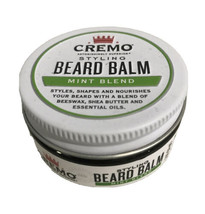 Cremo Styling Beard Balm - Mint Blend 2 oz (56 g) - $10.75