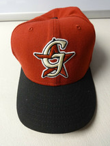 Vintage Greeneville Astros 59/50 New Era Ball Cap Fitted 6 3/4 Minor League - $16.80
