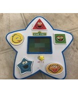 Sesame Street My First Electronic Handheld Match Game 2005 Tested, Works. - $12.19