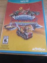 Nintendo Wii U Skylanders: Super Chargers image 1