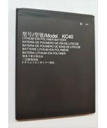 New Battery KC40 for Motorola Moto E6+ XT2025-1 E6S XT2053-2  E6+ XT2025-2 - $19.79