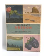 Celebrate Oregon - Bright Eyed Baby Shop. Double Sided Flash Cards Set - $17.77