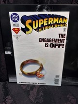 DC Superman Comic, The Engagement is off 1996 #14 - $8.00
