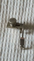 VTG SINGER FUTURA II REPLACEMENT ACCESSORIES,SCREW ON ZIPPER FOOT,NO DEF... - $9.89