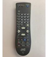 JVC RM-C252 Remote Control TV VCR DVD AV32D203 - $14.01