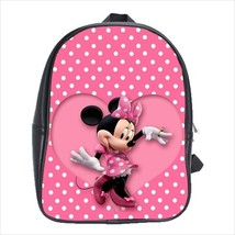 School bag 3 sizes minnie mouse - $39.00+