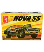 Skill 2 Model Kit 1972 Chevrolet Nova SS Pro Stocker 1/25 Scale Model by... - $54.94