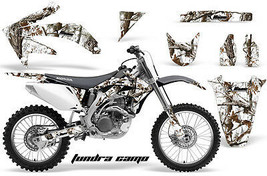 Dirt Bike Graphics Kit Decal Sticker Wrap For Honda CRF450R 2005-2008 TU... - $178.14