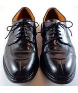 Allen Edmonds Walton Black Leather Split Toe Oxfords Mens 9.5 D Dress Sh... - $129.95