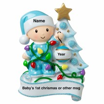 Toddler/Baby Personalized Ornament Free Shipping! - $11.88