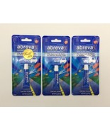 (New) Abreva Docosanol 10% Cream Cold Sore Fever Blister Treatment 2 g P... - $44.54