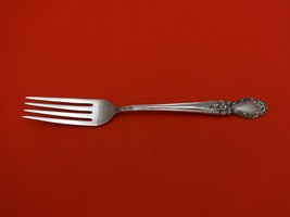 "Brocade by International Sterling Silver Regular Fork 7 1/4"" Flatware - $79.00"