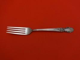 "Brocade by International Sterling Silver Regular Fork 7 1/4"" Flatware - $79.00"