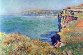 Cliffs at Varengeville by Claude Monet - Art Print - $19.99+