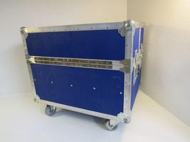 Wilson Case Electronics Wheeled Rolling Gear Case 27 x 23 x 25.25in 14499 - $180.50
