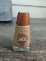 Covergirl Clean Normal Skin Liquid Foundation #165 Tawny - $7.87