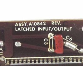 AVTRON A10842 LATCHED INPUT/OUTPUT MODULE REV C image 4