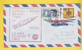 APOLLO 9 NAVY RECOVERY FORCE PACIFIC USS NICHOLAS MARCH 13 1969 - $1.78