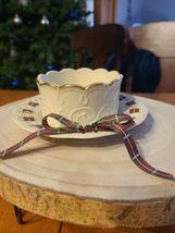 Lenox~Christmas Giftables~Pillar Candle Holder (SM4) - $25.00