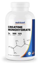 NUTRICOST -  CREATINE MONOHYDRATE CAPSULES - $86.36