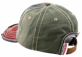 True Religion Men's Premium Cotton Vintage Distressed Trucker Hat Cap TR1690 image 10
