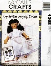 McCall's Crafts 4268 Sophie Nightgown and Undergarments - $10.78