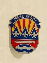 US Military Insignia Pin - Make Ready - $10.00