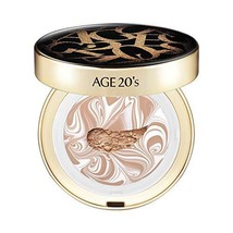 AGE 20's Original 68% Essence Cover Cushion Foundation Pact #23 BEIGE (0... - $34.96
